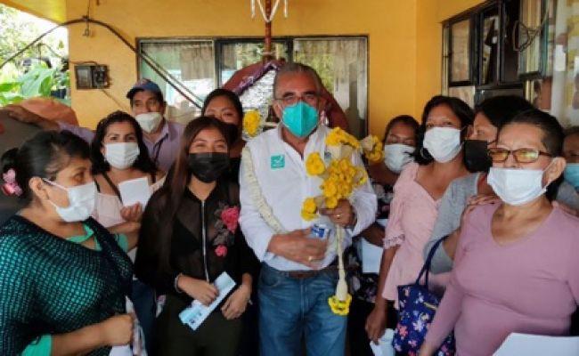 Proyectan instalación de albergue en el hospital general de Huauchinango