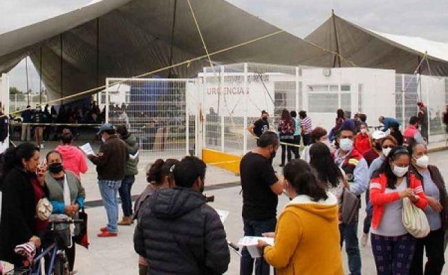 Afirma MBH que el Gobierno de Puebla está preparado y fortalecido para enfrentar tercera ola del COVID-19