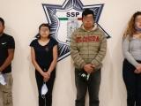 Captura la Policía Estatal a presuntos distribuidores de droga en Puebla y Tlaxcala
