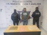 Detiene Policía Estatal a presunto asaltante de transporte de carga en Xicotepec